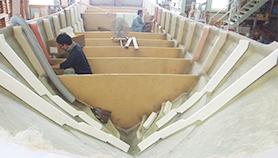 船舶の建造